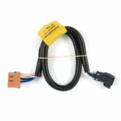 Curt 51343 Trailer Brake Controller Harness Cadillac Escalade curt discovery brake controller & wiring for silverado tahoe curt wiring harness 55542 at readyjetset.co