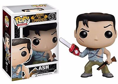 Funko Pop! Movies Evil Dead - Ash Vinyl Action Figure