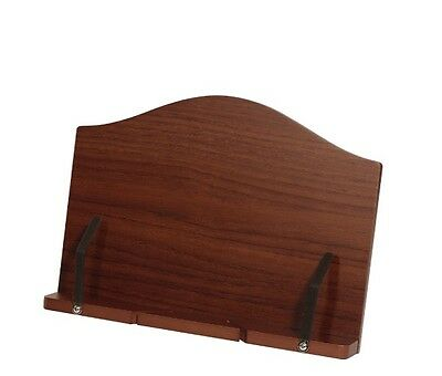 Wooden Photo Book stand Book Reading stand Walnut Tree Wood Premium Style  hara