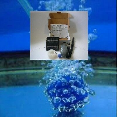 Pond Oxygen For Fish, Solar Powered Pond 1 Stone Air Pump 1.5W, Aust Owned Shop