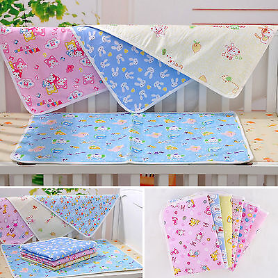 COOL Infant Baby Home Travel Cute Waterproof Urine Pad Mat Cover Changing Pad
