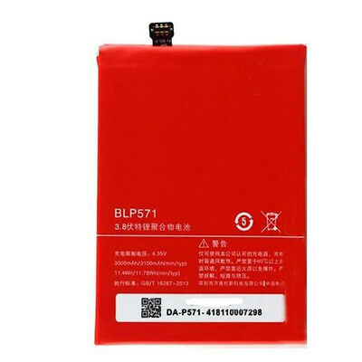 New 3100mAh BLP571 Battery For ONEPLUS ONE Plus 1+ A0001 US Shipping