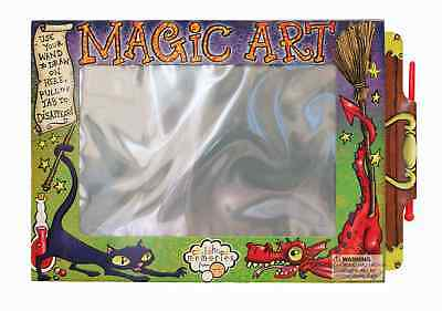 Magic Art Toy Board Drawing Kids Children Doodle Writing Sketch Scribbler