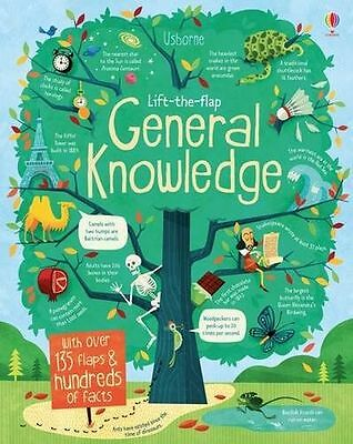NEW - Lift-the-Flap General Knowledge (See Inside) (Board book) - 1409563995