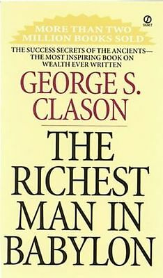 **NEW** - The Richest Man in Babylon (Paperback) - ISBN0451205367