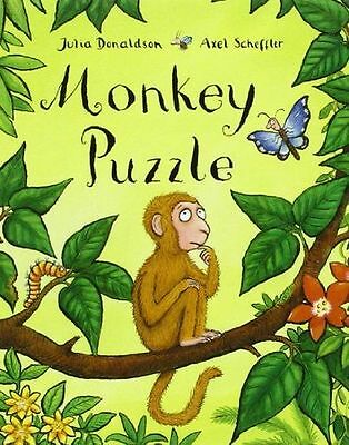 **NEW** - Monkey Puzzle (Board book) - ISBN0230748090