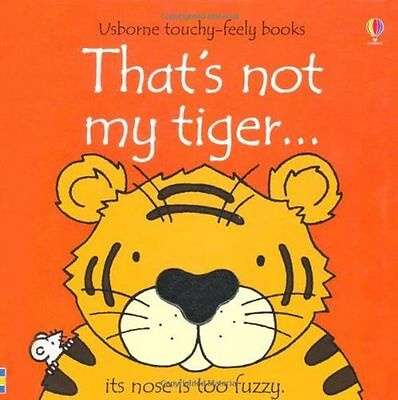 **NEW** - That's Not My Tiger... (Board book) - ISBN140951899X