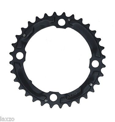 Shimano Deore XT FC-M760 Middle Chainring Black 9-Speed 4 Bolt 104mm MTB Bike
