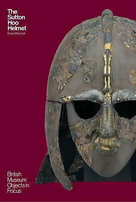 The Sutton Hoo Helmet by Sonja Marzinzik (English) Paperback Book Free Shipping!