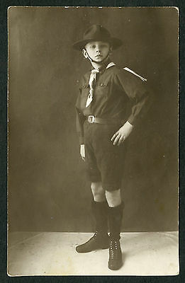 Estonian Boy Scout Group  1920s Nice Condition !!!