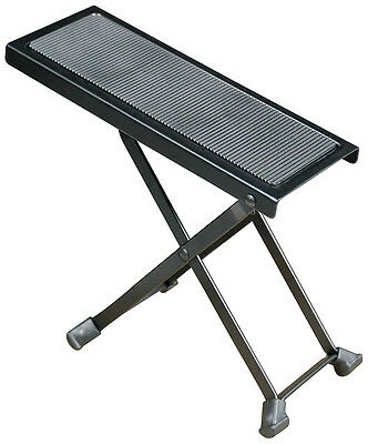 Stageline Dixie Guitar Foot Rest - Foot Stool - PROFESSIONAL & FAST SERVICE!