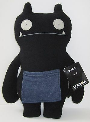 "SDCC 2006 LIMITED EDITION 12"" SECRET MISSION WAGE Classic Uglydoll! RARE!"