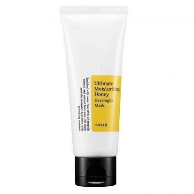 [COSRX] Ultimate Moisturizing Honey Overnight Mask 60ml Good Night Sleeping Mask