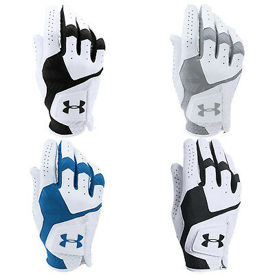 Under Armour Mens Coolswitch Right Hand Golf Glove - New For Left Handed Ua 2017