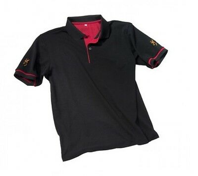 Browning Masters Pro Clay Shooting Polo Shirt