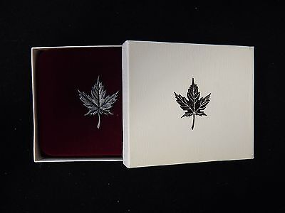 1982 Canada Prooflike Dollar w/ Box - Confederation Constitution