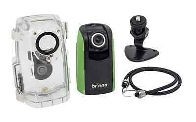 Camera Time lapse HD Construction Brinno Battery Operated Window Security Feat