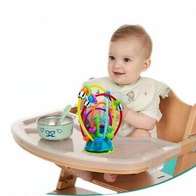 Baby Child Kid Tug & Pull Music Melody Activity Attachable Soft Monkey Toy Doll