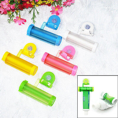 Neu Rolling Squeezer Toothpaste Dispenser Tube Partner Sucker