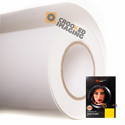 """Tecco Photo Luster 13"""" Roll Pro Inkjet Photo Paper - PL285 - 285gsm - 25 Meters"""