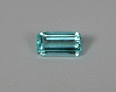 Paraibait Paraiba Turmalin  Tourmaline swimmingpool blau  0,96 ct koxgems