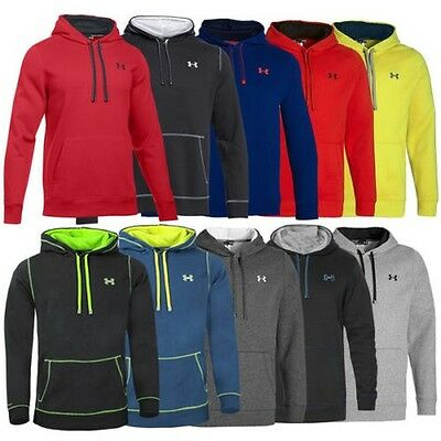 Under Armour Rival Storm Sudadera Capucha Hombre Suéter Con Deportiva