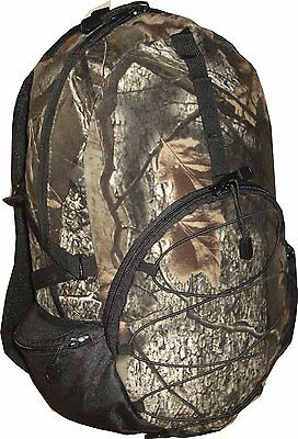 Burly Camo Deluxe Back Pack