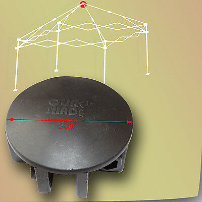 Quik Shade Commercial C100 Canopy Center Junction Peak Hub Replacement Parts
