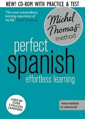 Perfect Spanish Intermediate Course: Learn Spanish with the by Michel Thomas