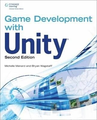 Game Development with Unity by Michelle Menard Paperback Book (English)