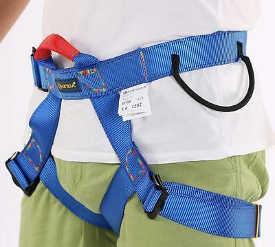Outdoor Safety Rock Tree Climbing Harness Seat Sitting Bust Belt Equipment