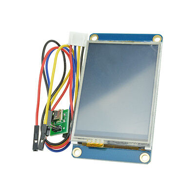 "2.4"" Nextion USART HMI TFT LCD Display Module For Raspberry Pi 2 A+ B+ & Arduino"