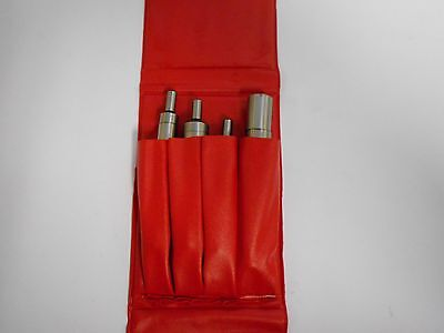 SPI 4 Piece Edge and Center Finder Set 51-831-6