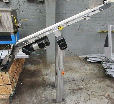Donner 2200 Series Conveyor on a stand w Donner Gear Motor See Pics for Specs