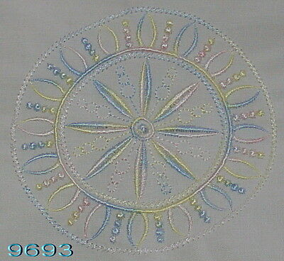 Variegated Machine Embroidery Thread 1,000 Meter No 9693