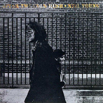 NEIL YOUNG After The Gold Rush CD BRAND NEW Remastered