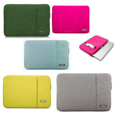 """Laptop soft waterproof sleeve carry case bag pouch For macbook Air 11.6 13 13.3"""""""