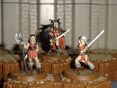 Warriors of Ashra - Heroscape - Wave 5 - Thora's Vengeance- Free Ship Available