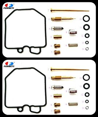 Honda Cx500 78-79 Forseti Carb Repair Kit Carburetor Rebuild Set Of 2