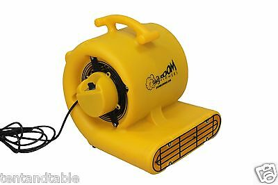 Zoom Centrifugal Floor Dryer 1/2 HP New Construction Product ZOOM BLOWERS