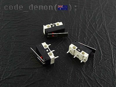 New Micro End Stop Limit Switch 3D Printer Prusa Mendel Rostock E3D (x3)
