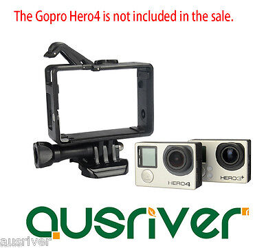 The Frame Mount Standard Protective Housing Case Cover for GoPro HD Hero 4 3+