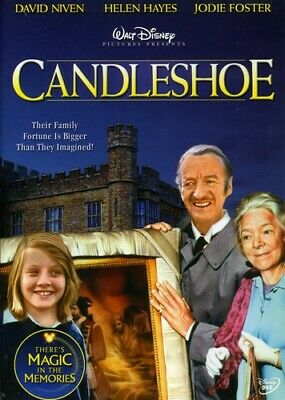 Candleshoe (2004, REGION 1 DVD New)