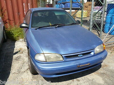 Ford Festiva Wb 1.3L 5 Speed Manual Gearbox.