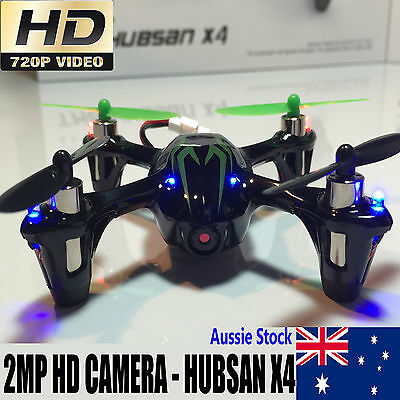 Hubsan X4 H107C Quadcopter with 2MP HD Camera
