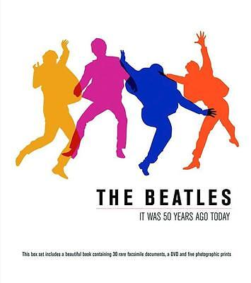 The Beatles: It was 50 Years ago Today - Terry Burrows DHL-Versand PORTOFREI