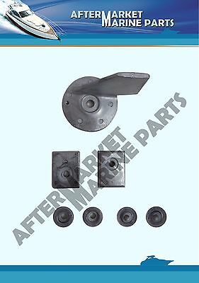 Suzuki DF40 DF50 anode kit aluminium replace 55321-87J00 55125-95500 55320-95310