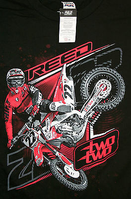 FELD #22 Chad Reed SuperCross Arena Motorcycle Dirt Bike Event New Tags Sz XL