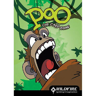 Poo The Card Game Second Edition PSI WDF11070