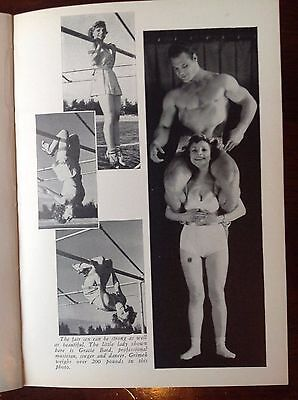 Bob Hoffman ~ BIG ARMS - 1939 Weight Lifting - Muscle Building - Hard Cover Book